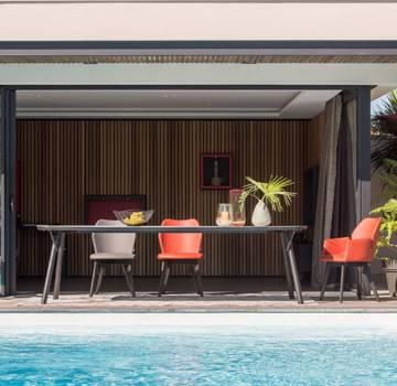 Outdoor tables et tables basses meubles Gautier