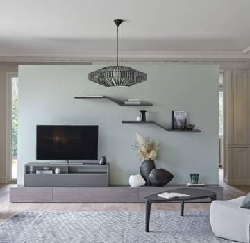 banc tv meubles gautier